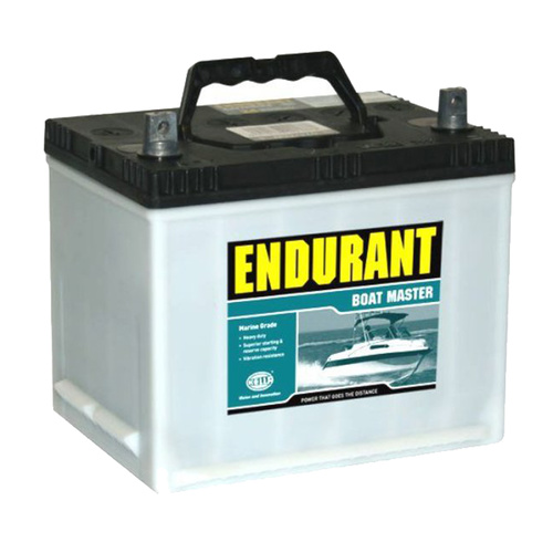 Hella Endurant 12v 500cca Maintenance Free Marine Battery