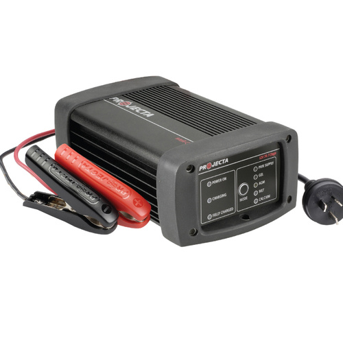 Projecta Intelli-Charge IC700 12v 7amp 7 Stage Workshop Battery Charger